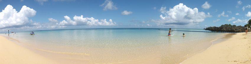 海に入らなくても楽しめる観光スポットです