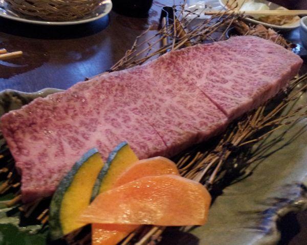 焼肉金城のお肉