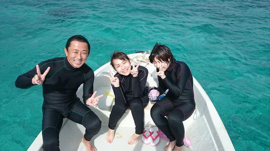Y倉さんとT中さん姉妹です