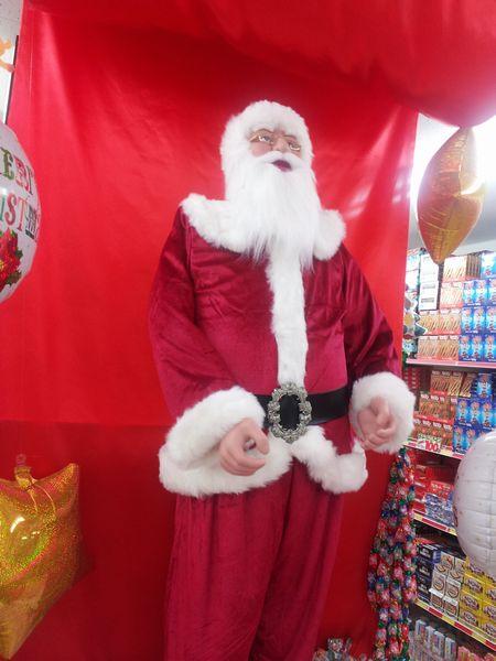サンタさんへのプレゼントはお天気、快晴をねだりましょう