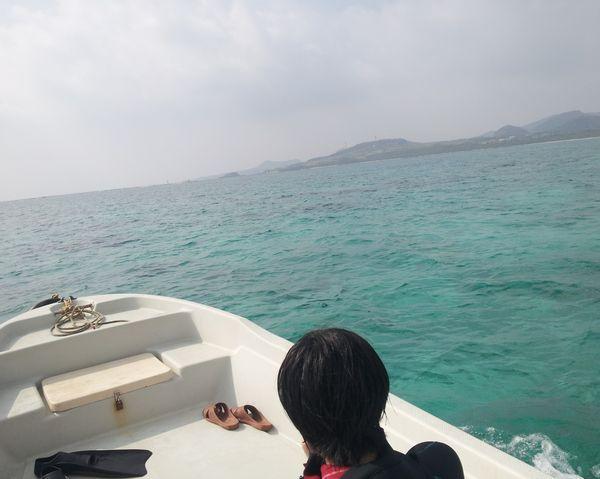 今日もベストコンディション。海が貸切で待っています