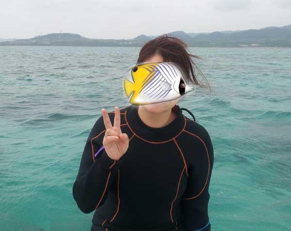 魚を見るが好き派のT尾さん