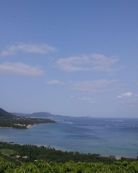 東シナ海を一望。隠れ家的スポット