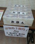 一億円のレプリカ