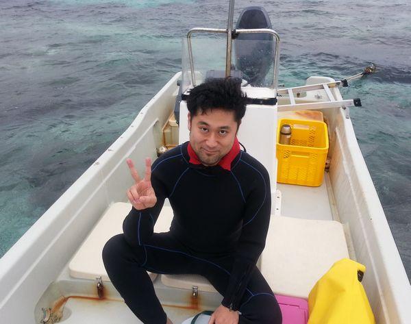 Y澤姉さんの従兄弟のY澤さん