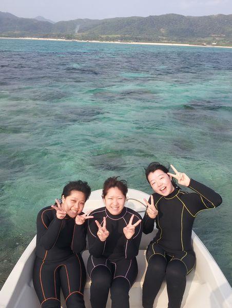 卒業旅行で石垣島です♪