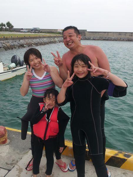 5歳のココちゃん。11歳のリコちゃん。北海道からお越しです。