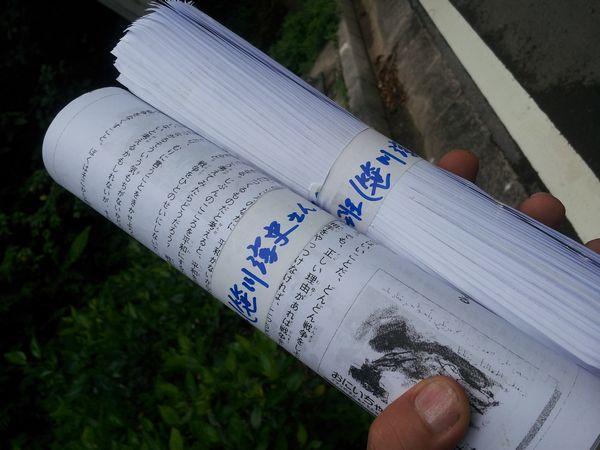小学校の定期便『伊野田っこ』