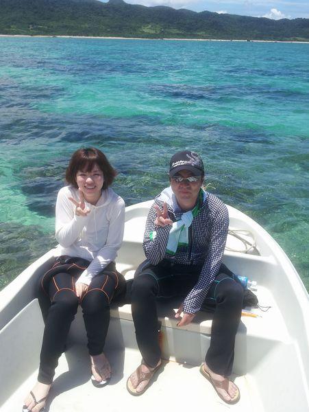 ぶらり一人旅のK井さんとT川さん