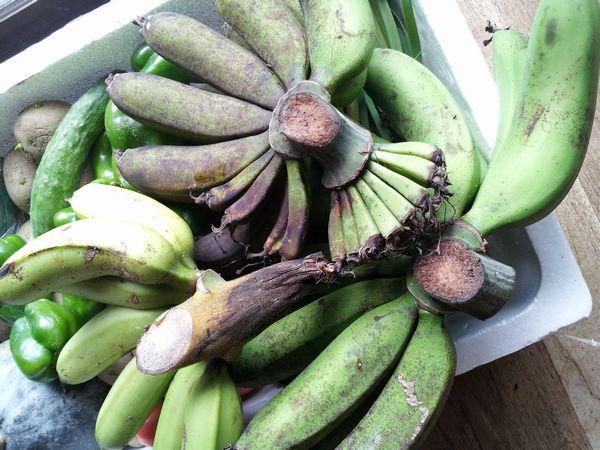 島バナナいっぱい頂きましたっ!