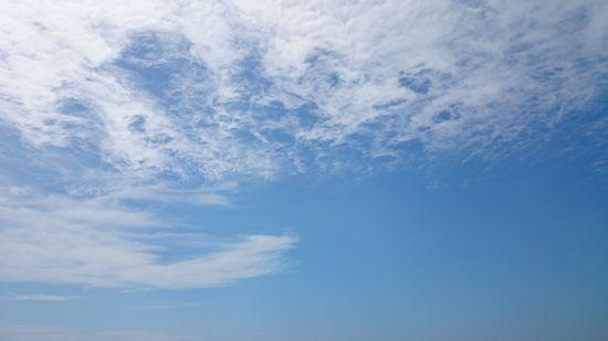 青空が広がる午前のツアーでしたっ!