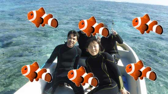 K村さんご夫婦と、T原さんとT田です。