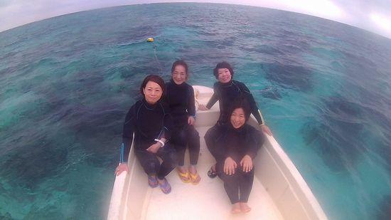 ぶらり女子旅石垣島旅行、の一コマのブログ用お写真です