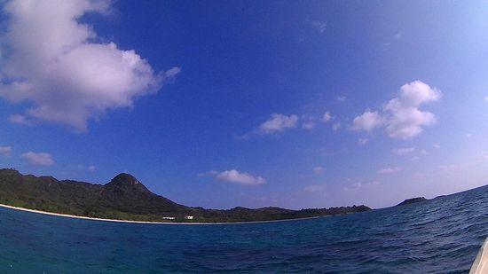 連日快晴の石垣島です