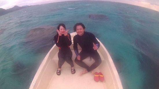 T所さんとH澤さんです。