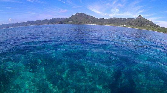 11月、ここ一番のベストコンディションの石垣島です。