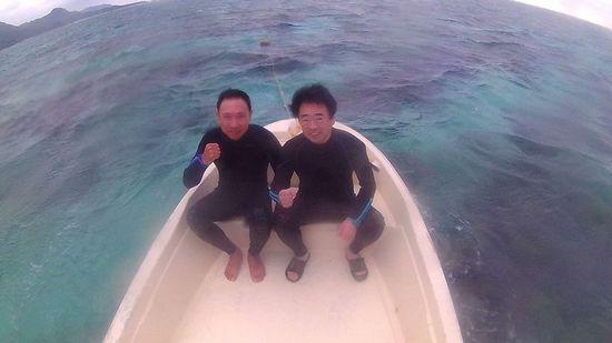 H本さんとK村さんです