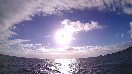 やっと太陽さん!晴れの石垣島です