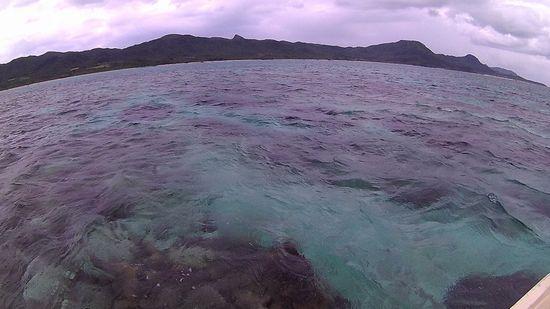 曇りの続く石垣島です