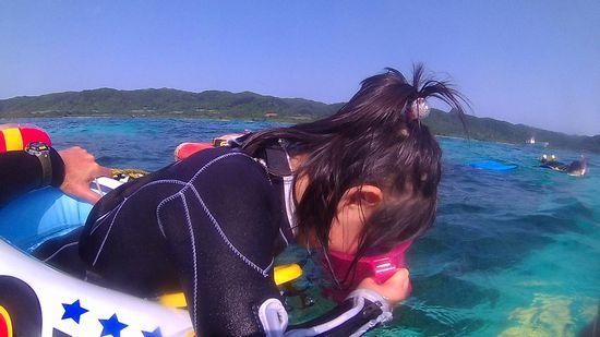 絶好調の天気の石垣島