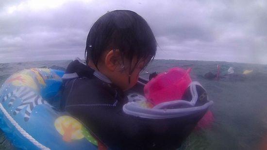 波がありますが、ミズキちゃん頑張っています。