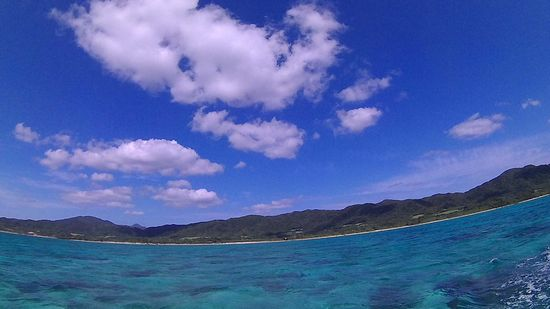 晴れ!日焼け日和の石垣島です