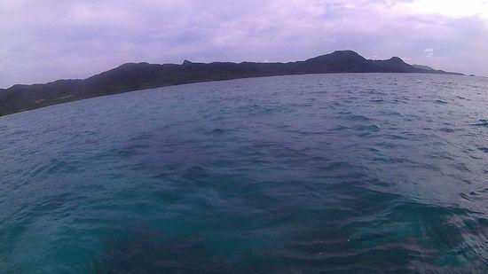 最終日は、あいにくの曇りの石垣島です。