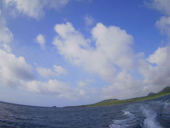 日差しが強い石垣島です。