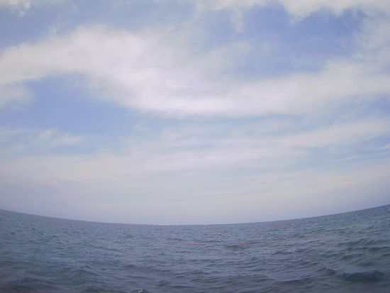 連日晴れの石垣島です