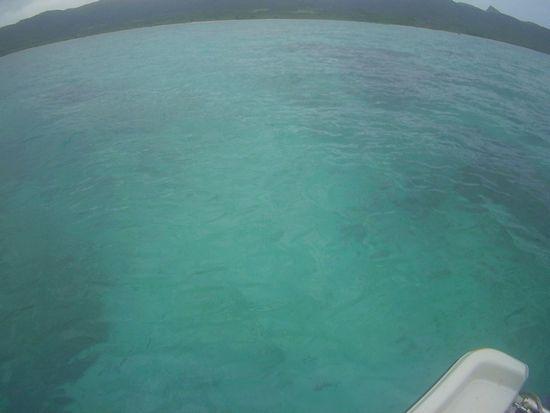 雲の石垣島です。