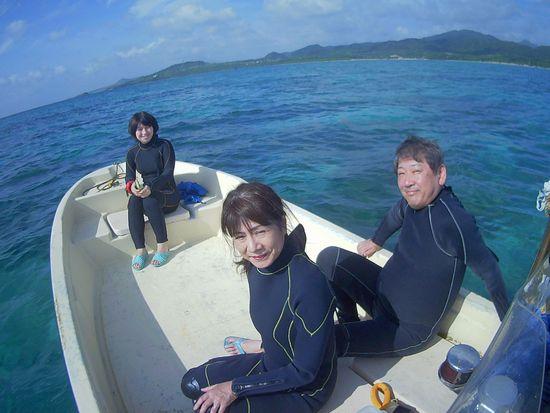 リピーターA田さんとN山さんです。