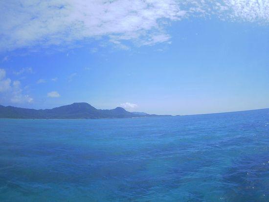 夏日の石垣島です。