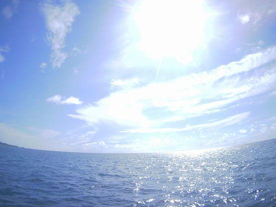 まだ続く石垣島はシュノーケリング日和です。
