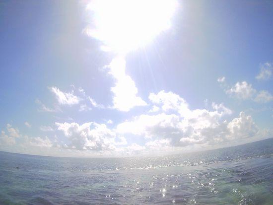 夏日はまだまだ続く石垣島です。
