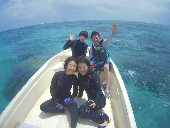 K原さんとT本さん、I島さんとK島さんです。