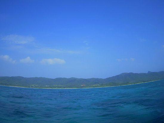 晴れの石垣島ではありますが。