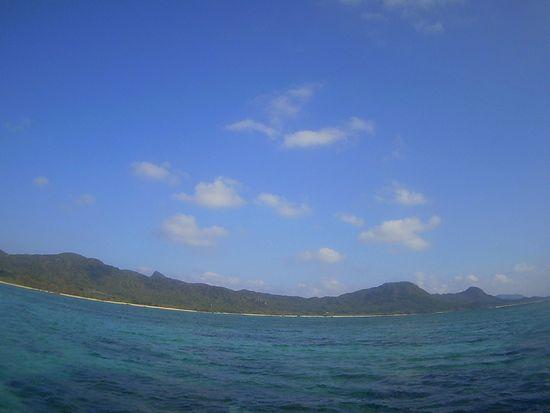 本日も晴れの石垣島です。