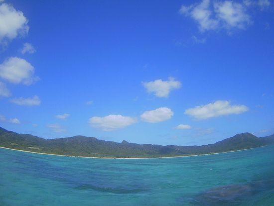 晴れの石垣島ですが。。。