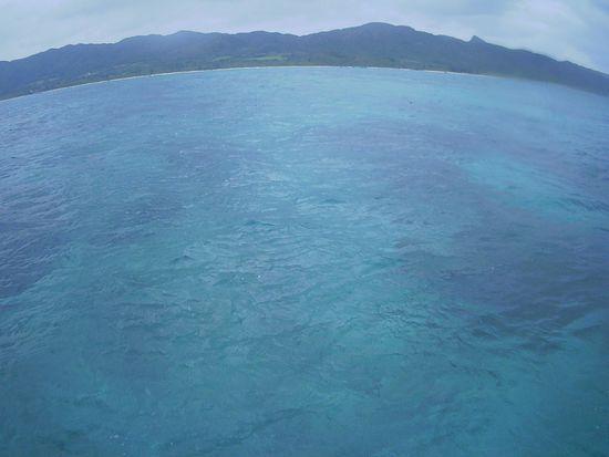 曇りからスタートの石垣島です。