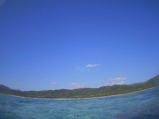 本日も快晴の石垣島です。