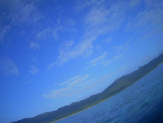 天気は快晴!12月の石垣島、絶好調です