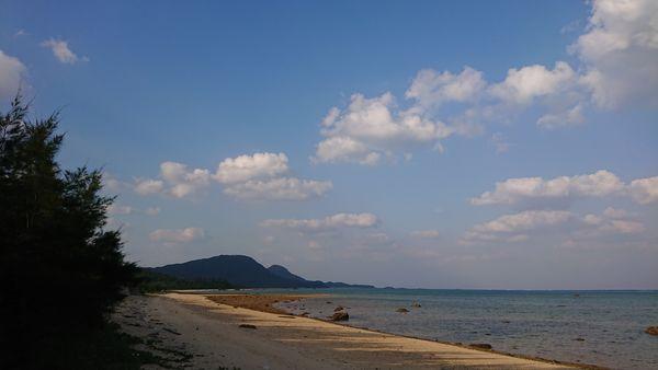 石垣島の天気は晴れ