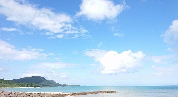 最近陽射しの強い石垣島です。