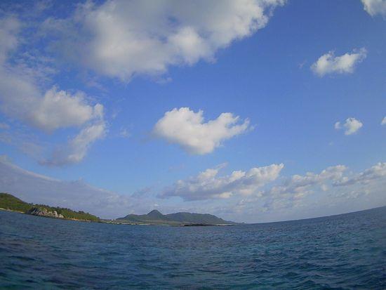 本日も晴れの石垣島