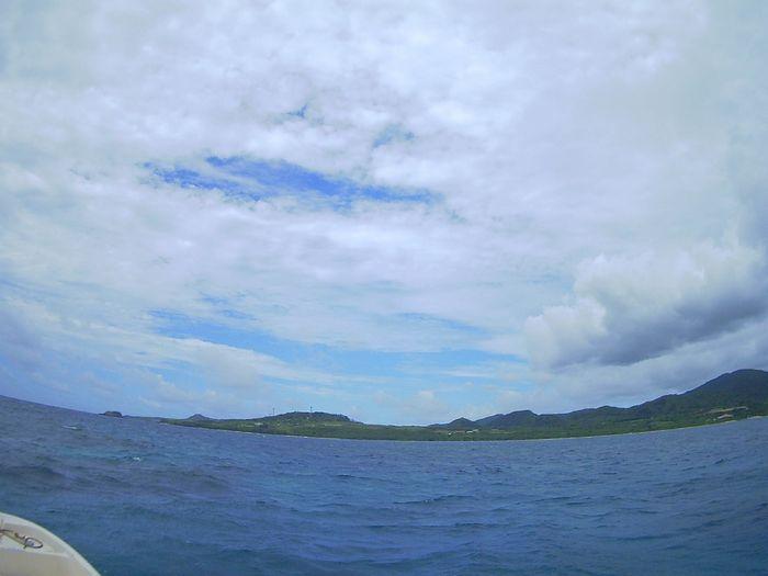 雲の割合が多い曇りの天気
