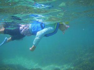 石垣島旅行最終日もやっぱり海、シュノーケリングです!