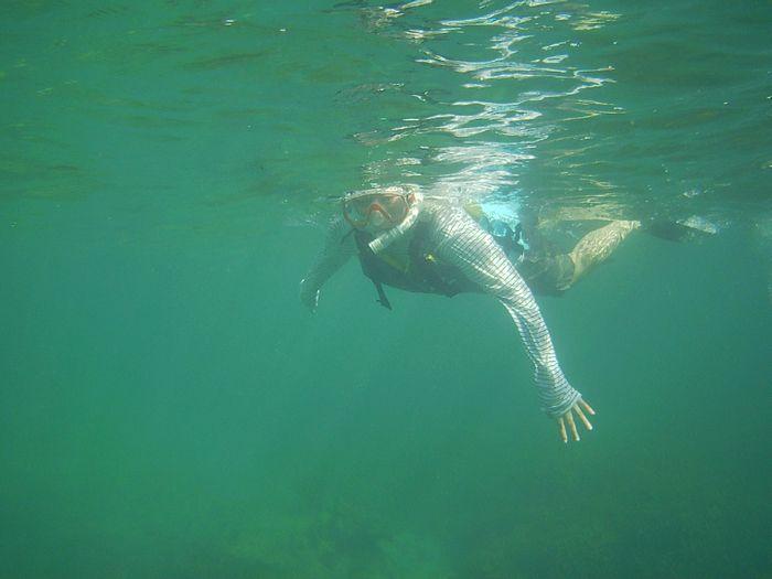 すいすいパワフルに泳ぐH口さん