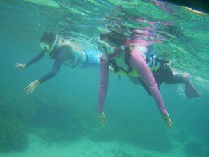 一秒でも長く石垣島の海を感じていたい!最終日のシュノーケリングツアー!