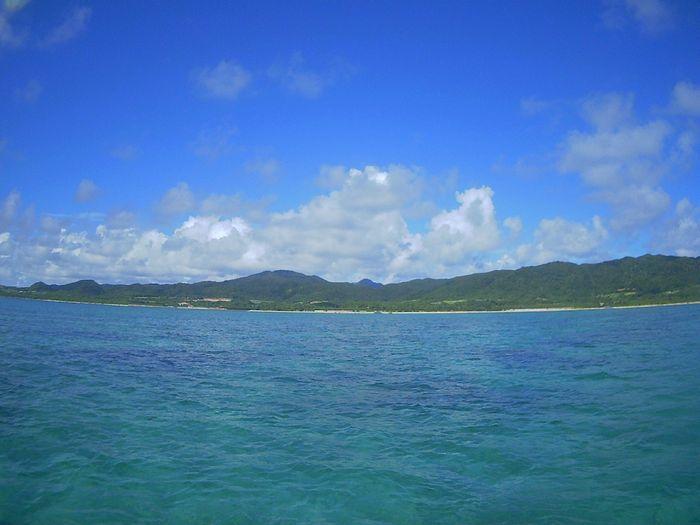 石垣島は本日も快晴です!8月絶好調のコンディションが続きます