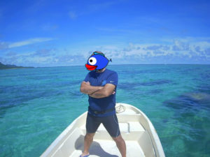 リモートしながら石垣島をロングスティでシュノーケル三昧!